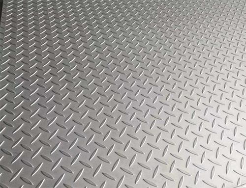 304不锈钢花纹板